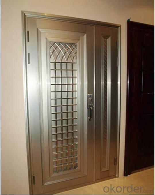 Buy Anti Thief Door,open The Door Direction Open Left