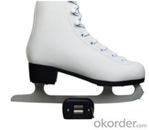 Skate Blade Sharpener for Winter Outdoor Use Adjustable