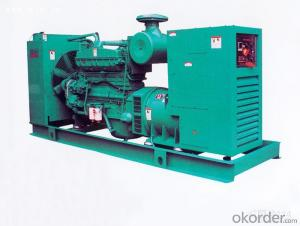 25kva CUMINS Diesel Generator Set in CHINA
