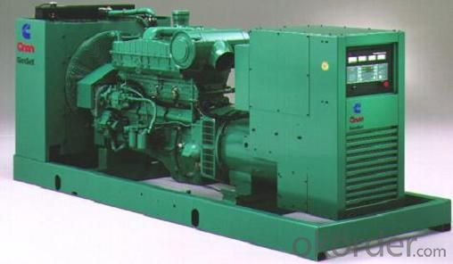 100kw Cumins Diesel Generator Set with CE&ISO
