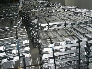 Aluminium Ingots With Hgih Quality 99.7%