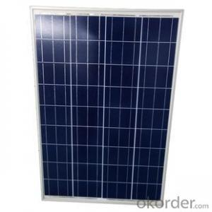 Polycrystalline solar panels for residential systems
