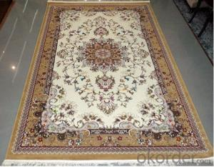 Carpet with 100% Wool Hot Selling Reasonable Price