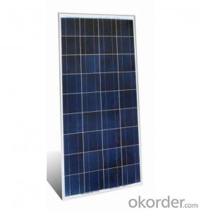 Polycrystalline Solar Panels made in China with low price