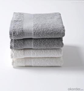 Microfiber Cleaning Towel with European Quality in White