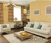 Deep Embossed Home Decoration Wallpaper Latest In 2014