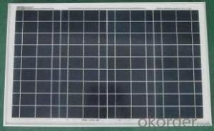 CNBM Polycrystalline Solar Panels with low price