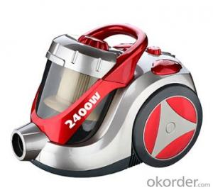 Vacuum Cleaner Bagless Cyclonic style with ERP certificate#MC602