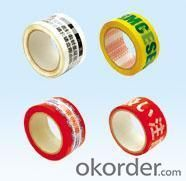 Tape Customized Printed for Packing high quality