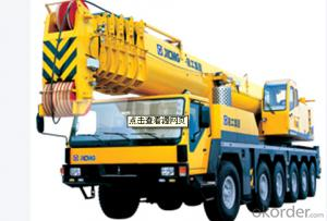 Truck with Crane Highquality and newiest technology XCMG QY50K-II