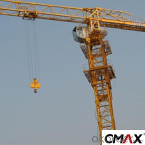 Tower Crane TC7034 Max. lifting weight 12T.
