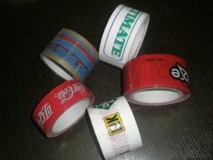 Custom Printed OPP Packing Tape Decoration OPP Tape