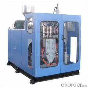 Blow Molding Machine for PE Bottle Max Volume 2L