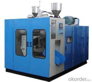 Blow Molding Machine for PE Bottle Max Volume 5L