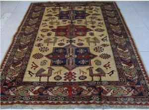 Hand Tufted Carpet through Hand Make with Modern Design