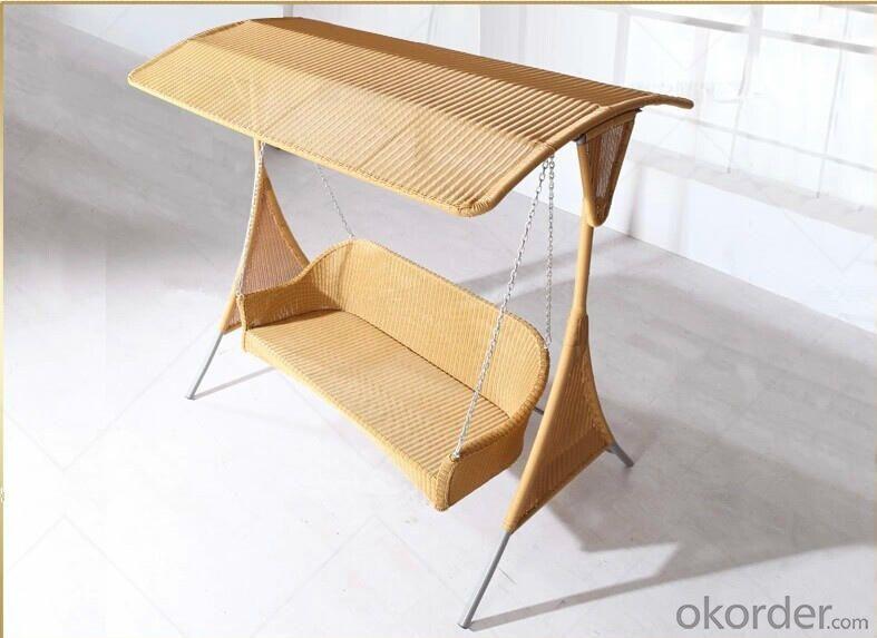 Buy Garden Wicker Double Seat Aluminum Rattan Outdoor
