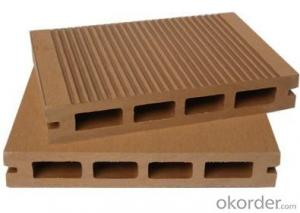 Wood Plastic Composite Decking with Factory price