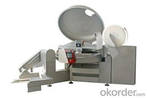 FOOD MECHANISM  VACUUM BOWL CUTTER ZKZB SERIES