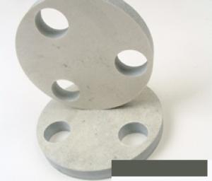 Special Sized Mica Parts Used as  Lining Plate in High Temperature Industry