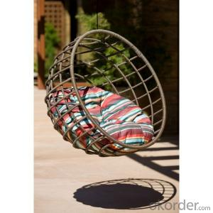 Garden Wicker Chair Aluminum Rattan Outdoor Patio Furniture