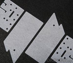 Mica Parts Used as Partition Plate of the Electric Appliances