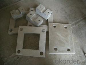 Mica Parts Used for Industry of  Medical Equipment