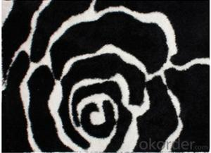100% Silk Door Mat Customized in Fashion