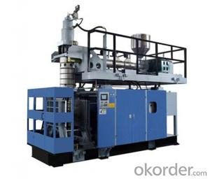 Automatic Blow Moulding Machine for LED PC Cap