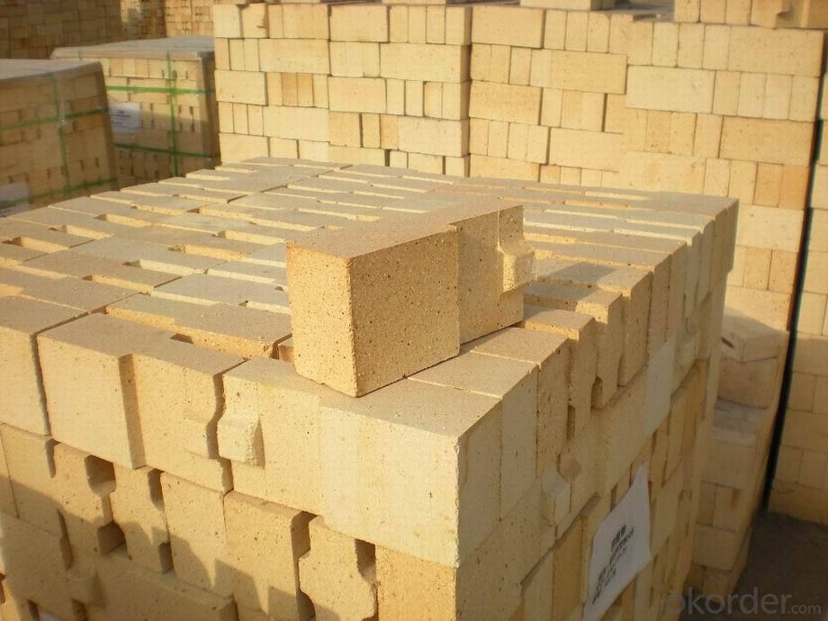 High Alumina Bricks with Alumina Content 48% to 90%