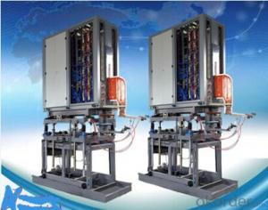 API steel pipe high frequency seam welding machine