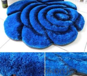Flower Style Carpets & Floor Mats 100% polyester