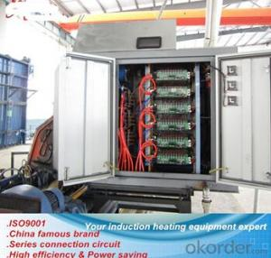 150KW Solid state high frequency pipe seam welder
