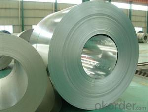 Cold rolled galvanized steel coil for roofing
