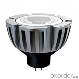 LED Spot Light MR11 with High Brightness Energy Saving and Long Life