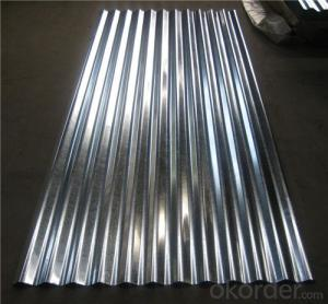 Cold rolled galvanized steel coil for roof