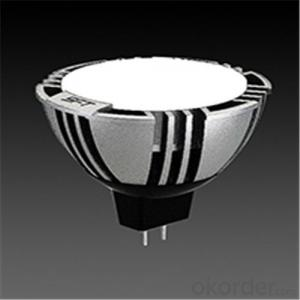LED Spot Light MR16 GU5.3 with High Brightness Energy Saving and Long Life