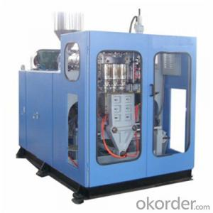 Blow Molding Machine for 2L Plastic Bottle Double Station