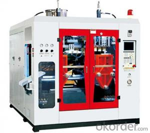 Extursion Blowing Machine for 2L Plastic Bottle Double Station