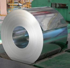Rolled Galvanized and Colored Coated Stainless Steel Coil