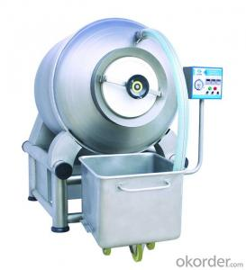 meat mechanical vacuum tumbler gr series