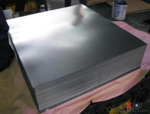 Electrolytic Tinplate Sheets for Food Tin Packing