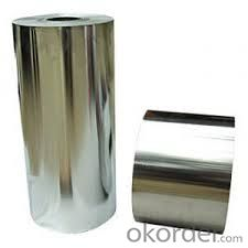 Aluminum Foil Tape Synthetic Rubber Based Acrylic for Joint Bonding