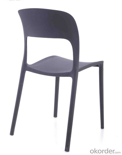 plastic industrial wooden dining chair designs/ industrial stools
