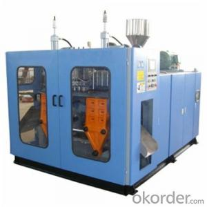 Extursion Blowing Machine for 5L PE Bottle Double Station