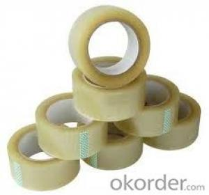 OPP Tape Clear OPP Tape Single Side Adhesive for Packing