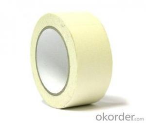 Masking Tape General Purpose Crepe Paper Colorful Masking Tape