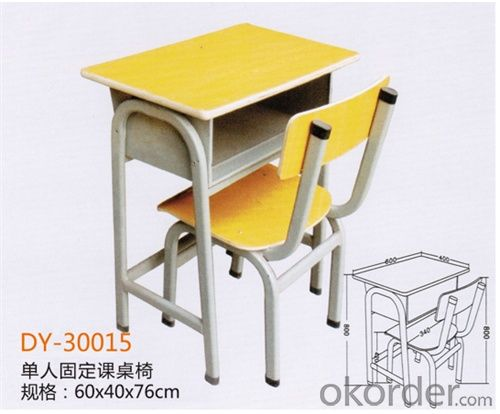 Buy School Student Desk And Chair 2015 Hot Sale Dy 30015