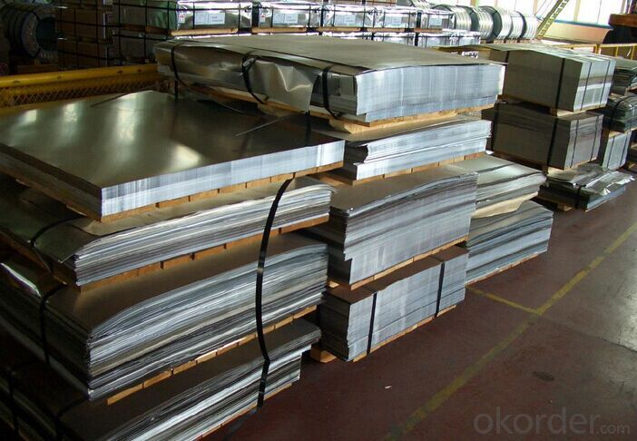 Buy Electrolytic Tinplate Sheets For Tin Can Making Price