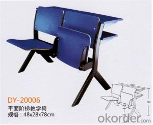 Amphitheatre School Chair  2015 Univercity Row Chair DY-20006