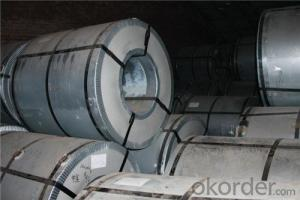 Cold Rolled Hot Dipped Galvanized Steel Coils